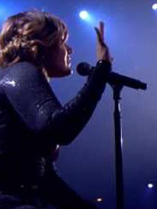 """Diana Reyes """"A quien le pregunto"""" en vivo en Premios Texas"""