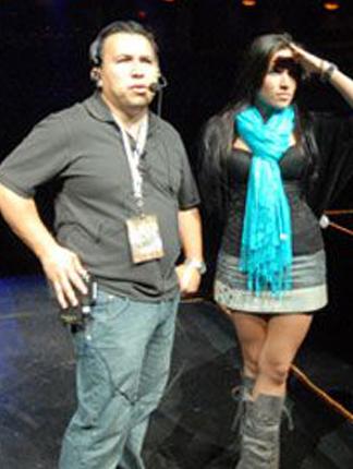 Entrevista a Ruben Robledo en Premios Texas 2010
